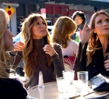 RHONY: The Real Housewives of New York City Flirt With Each Other's Husbands