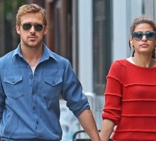 Eva Mendes Gets Giggly Over Ryan Gosling on 'Ellen'
