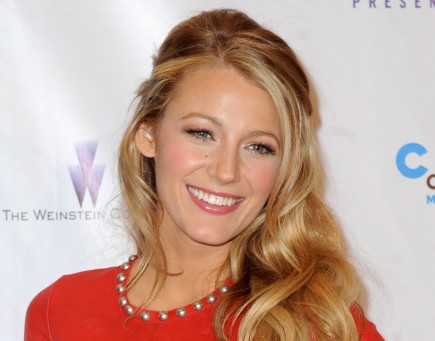 Cupid's Pulse Article: Blake Lively Says She Likes Guys Who Dress Well and Love Food