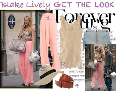 Cupid's Pulse, Get The Look, Blake Lively