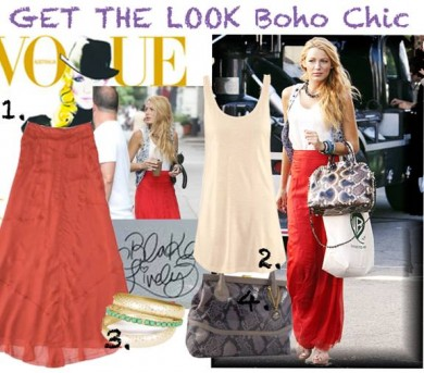 Cupid's Pulse Article: Blake Lively's High-Fashion Style