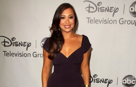 Cupid's Pulse Article: 'Dancing With the Stars' Cheryl Burke Is Dating NHL Star Joffrey Lupul