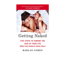 Harlan Cohen Shares Why 'Getting Naked' Will Help Us Find Love