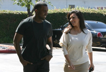 Cupid's Pulse Article: Rumored Couple Kim Kardashian and Kanye West Reunite in NYC