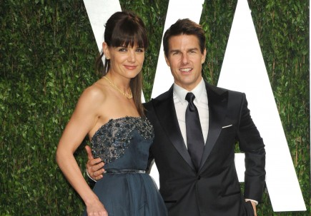 Cupid's Pulse Article: Tom Cruise and Katie Holmes Keep Romance Alive