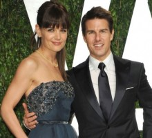 Tom Cruise and Katie Holmes Keep Romance Alive