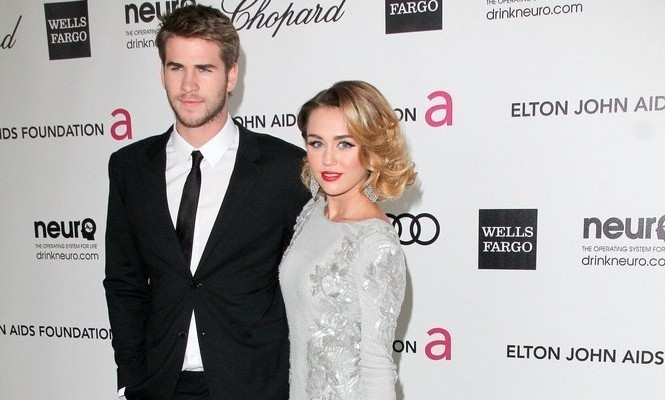 Cupid's Pulse Article: Liam Hemsworth Says Miley Cyrus Is 'Team Katniss'