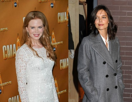 Cupid's Pulse Article: Find Out How Nicole Kidman Helped Katie Holmes With Her Split from Tom Cruise