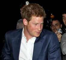 Prince Harry Spotted With Ex-Girlfriend Chelsy Davy