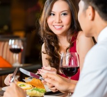 Dating Advice: Dinner Date Dos and Don'ts