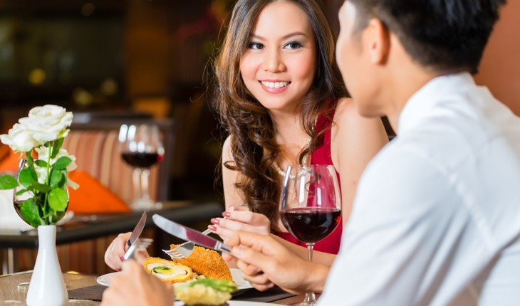 Cupid's Pulse Article: Dating Advice: Dinner Date Dos and Don'ts