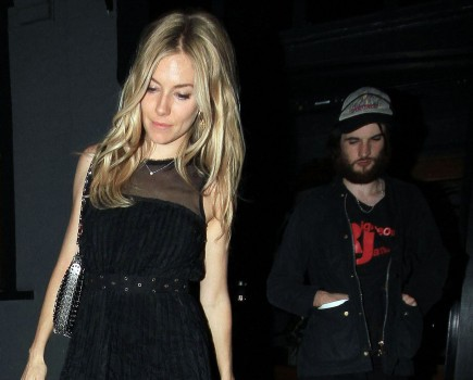 Cupid's Pulse Article: Sienna Miller and Tom Sturridge Welcome Their First Child