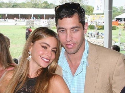 Sofia Vergara and Nick Loeb. Photo: Jakes Van Der Watt / PR Photos
