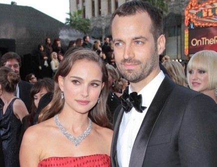 Natalie Portman and Benjamin Millepied. Photo: Andrew Evans  / PR Photos
