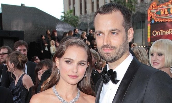 Cupid's Pulse Article: Celebrity Baby News: Natalie Portman Gives Birth to Daughter Amalia Millepied