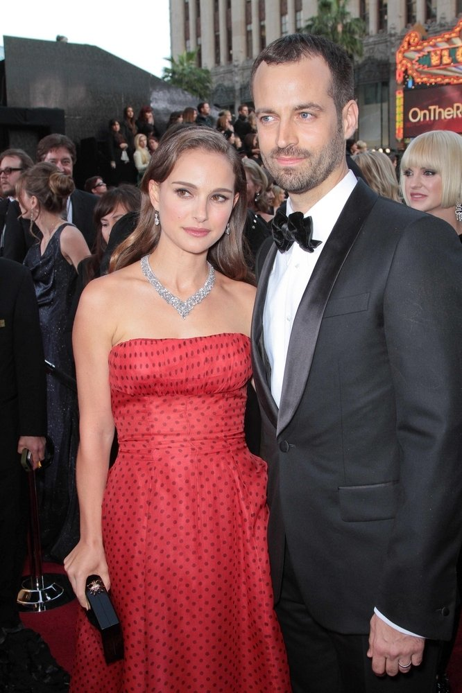 Cupid's Pulse Article: Natalie Portman and Benjamin Millepied Get Married