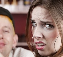 Top Three Common Dating Faux Pas