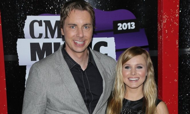 Cupid's Pulse Article: Dax Shepard and Kristin Bell Are Expecting a Second Child