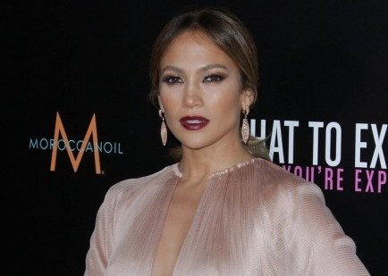 Jennifer Lopez. Photo: Andrew Evans / PR Photos