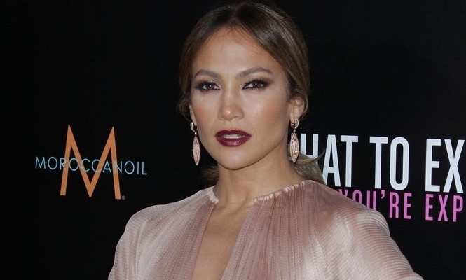 Cupid's Pulse Article: Jennifer Lopez Isn't Sitting Around Crying After Split