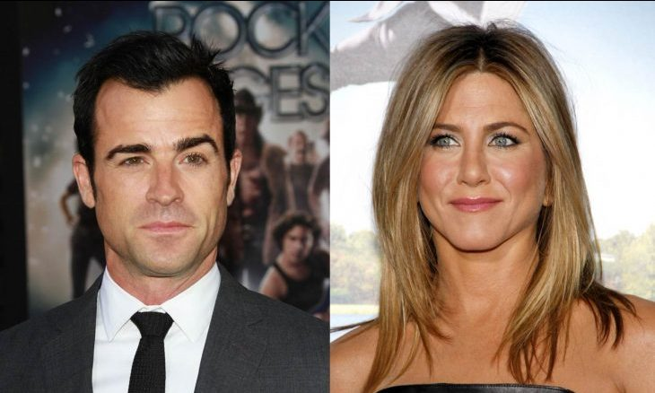 Cupid's Pulse Article: Source Says Justin Theroux Had Been 'Dying' to Propose to Jennifer Aniston