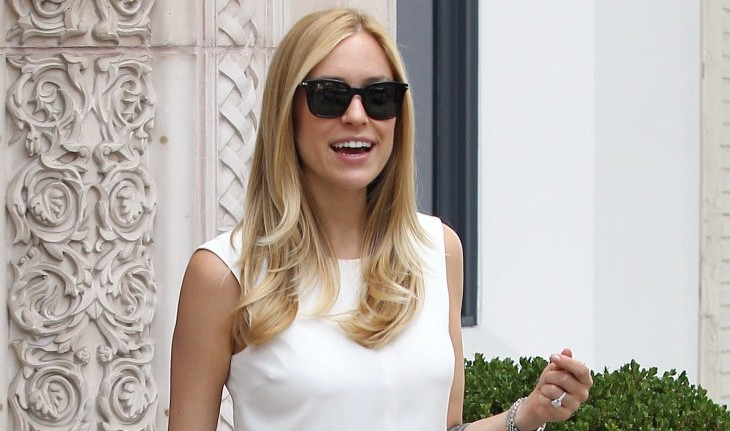 Cupid's Pulse Article: Kristin Cavallari Wears Tiara While Celebrating Bridal Shower