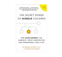 Dr. Catherine Salmon Shares 'The Secret Power of Middle Children'