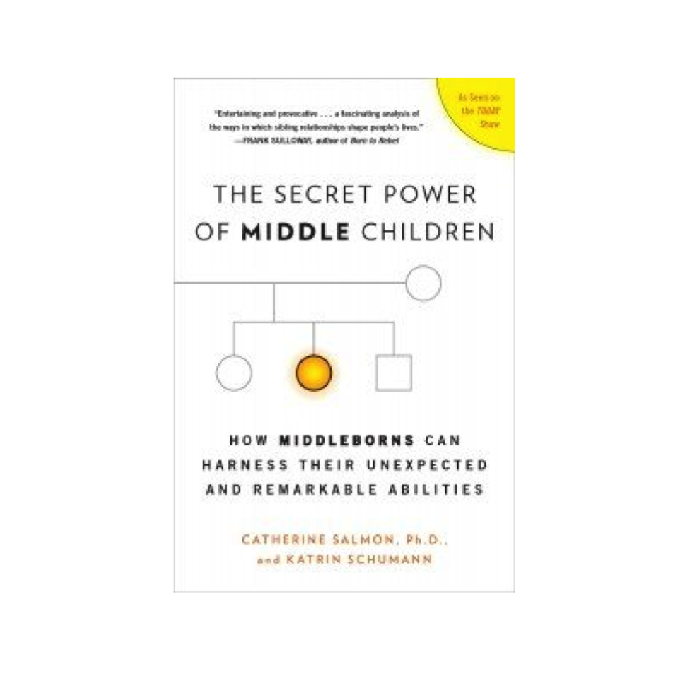 Cupid's Pulse Article: Dr. Catherine Salmon Shares 'The Secret Power of Middle Children'
