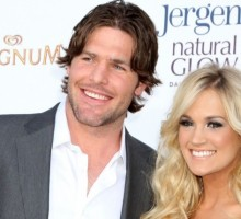 Carrie Underwood Leaves Honeymoon Plans to Hubby