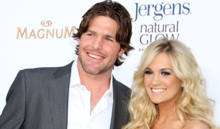 Cupid's Pulse Article: Carrie Underwood Says Mike Fisher Loves All of Her Craziness