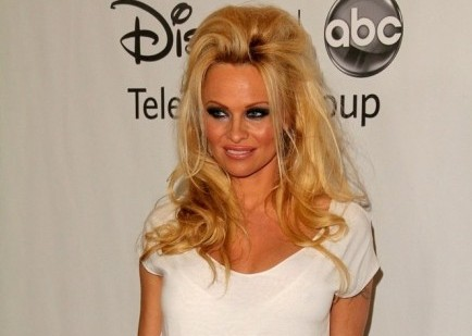Cupid's Pulse Article: Pamela Anderson Swears Off Men During 'Dancing With The Stars'