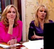 RHONY: Sonja Attacks LuAnn's Beau