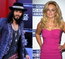 Is Russell Brand Dating a Spice Girl?
