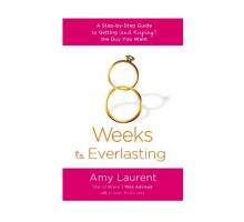 Amy Laurent Tells Us How to Navigate a New Relationship and Go From '8 Weeks to Everlasting'