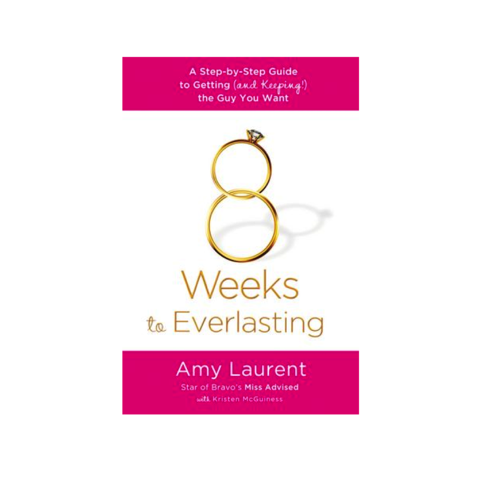 Cupid's Pulse Article: Amy Laurent Tells Us How to Navigate a New Relationship and Go From '8 Weeks to Everlasting'