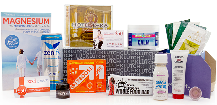 Cupid's Pulse Article: Giveaway: Take Care of Yourself and Your Sweetheart with KLUTCHClub