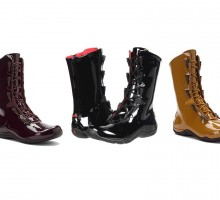Giveaway: Stay Dry and Cute on a Rainy Day with Ahnu Laguna Boots