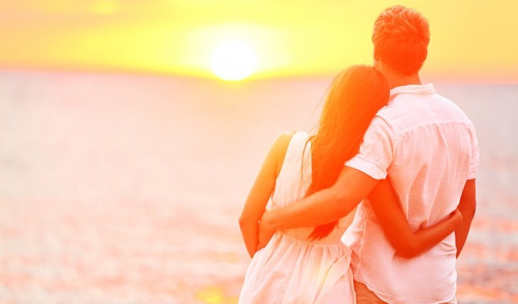 Cupid's Pulse Article: Date Idea: Enjoy a Secret Sunset