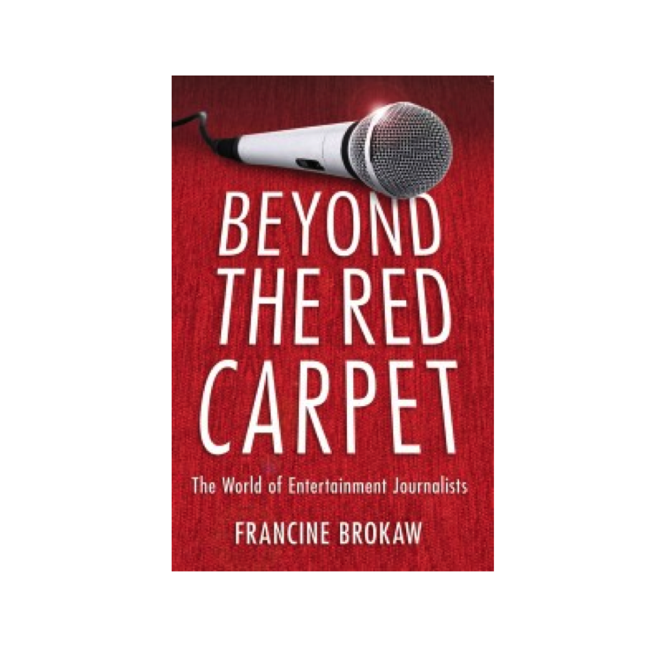 Cupid's Pulse Article: Entertainment Journalist Francine Brokaw Talks About Tinseltown Twosomes and Life 'Beyond the Red Carpet'