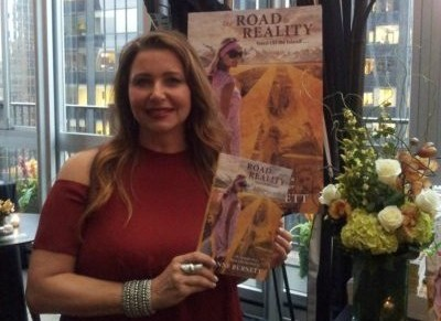 Cupid's Pulse Article: Dianne Burnett Steps Out of the Shadows in Her New Book, 'The Road to Reality: Voted Off the Island!…My Journey as a Real-Life Survivor'