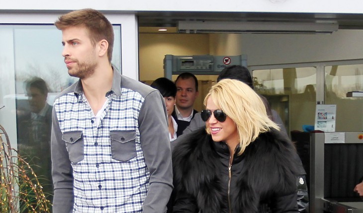 Cupid's Pulse Article: Shakira Says She'd Love to Have Eight or Nine Kids with Gerard Pique