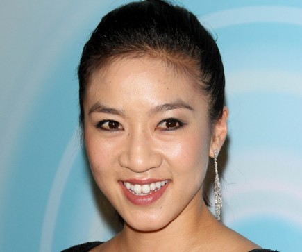 Michelle Kwan. Photo: Andrew Evans  / PR Photos