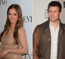 Rumor: Are Minka Kelly and Chris Evans Dating?