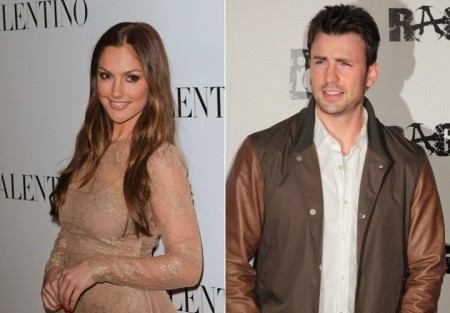 Cupid's Pulse Article: Rumor: Are Minka Kelly and Chris Evans Dating?