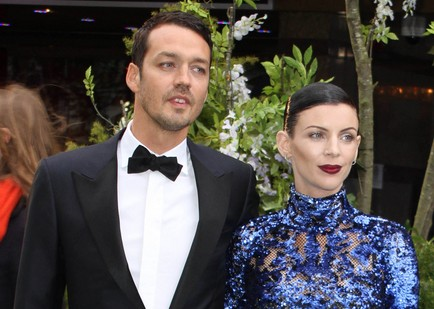 Rupert Sanders and Liberty Ross. Photo: Landmark / PR Photos