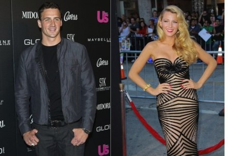 Cupid's Pulse Article: Ryan Lochte Confesses to a Crush on Blake Lively