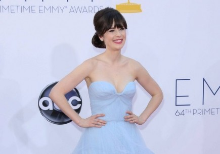 Cupid's Pulse Article: Zooey Deschanel Attends Emmy Awards with New Beau Jamie Linden