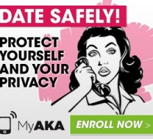 Safely Date This Fall With A Second Mobile Number From MyAKA