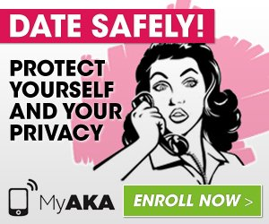 Cupid's Pulse Article: Safely Date This Fall With A Second Mobile Number From MyAKA
