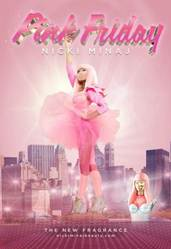 Giveaway: Express Your Inner Barbz with Pink Friday by Nicki Minaj!